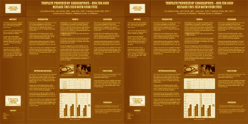 Poster Sample for PowerPoint