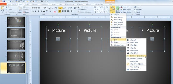 Creating Powerpoint Templates 2010