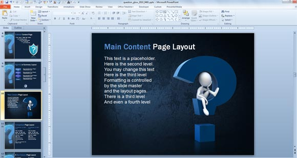 How to split table to new PowerPoint slide when content