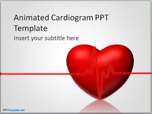Free Cardiac Powerpoint Templates