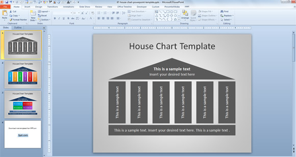 Powerpoint Charts Templates