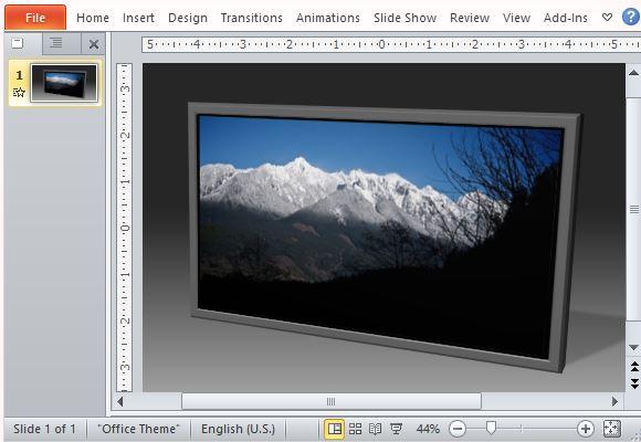 Powerpoint Slideshow Templates