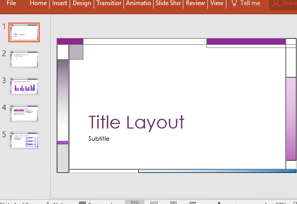 PowerPoint-Lernprogramm