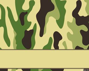 Army PPT Template for PowerPoint