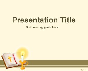 Alkitab PowerPoint Template