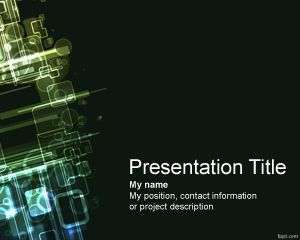 IT PowerPoint Template