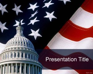 Capitol PowerPoint Template