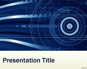 Nanotechnology PowerPoint Template