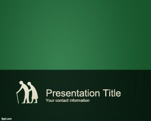 Seniors PowerPoint Template