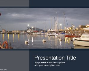 Seaport PowerPoint Template