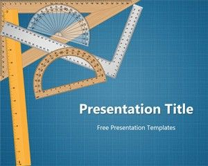Free Engineering Presentation Template