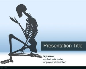 Skeletal System PowerPoint Template