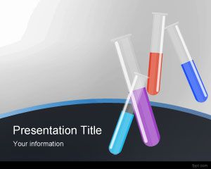 Chemitry Percobaan Template PowerPoint PowerPoint Template Free Download