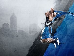 Basketball Play Basketball Dunk Background Picture