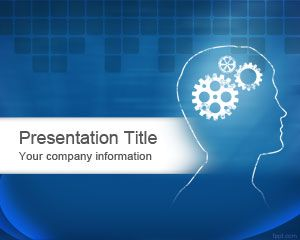 Brain Power PowerPoint Template