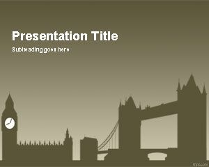 Londyn PowerPoint Template