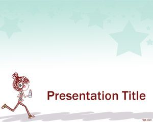 Gerak PowerPoint Template