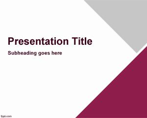 Board of Directors PowerPoint Template