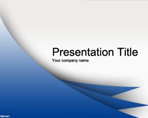 Simple & Unique Powerpoint Template for Presentations