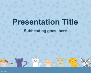 Koty Background for PowerPoint