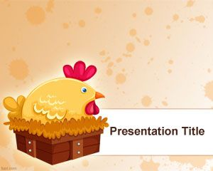 Gallina PowerPoint Template