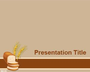 Bread PowerPoint Template