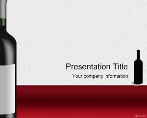 Vini PowerPoint Template