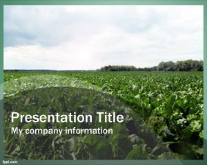 Farming PowerPoint Template