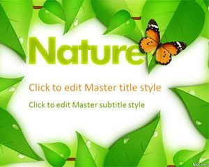 Nature PPT Template