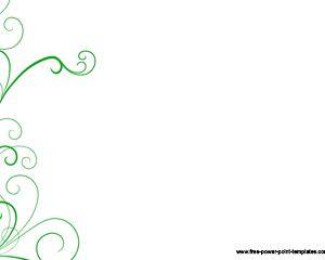 Fondo Verde Del Remolino Powerpoint Powerpoint Templates Descarga Gratuita