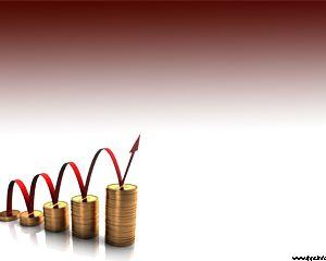 Meningkatkan Template Uang PPT Anda PowerPoint Template Free Download