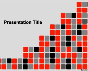 Pixel Art Template for PowerPoint