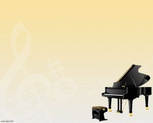 Piano Music PowerPoint