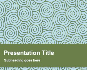 Peculiar PowerPoint Template