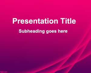 Inspiration PowerPoint Template