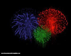 Fireworks Powerpoint