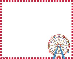 Carnival Rides PowerPoint Template