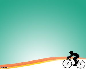 Cycling Training Powerpoint Template