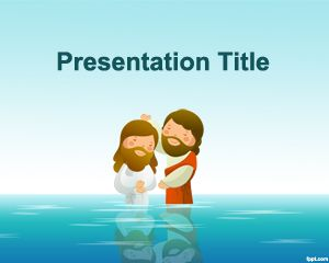 Baptism Templates for PowerPoint
