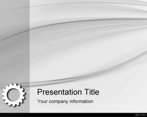 Lean Manufacturing PowerPoint Template