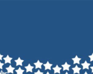 Stars Design PowerPoint Template