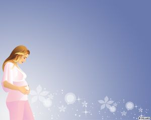 Maternity PowerPoint Template