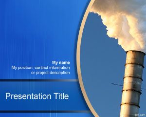 Industri PowerPoint Template