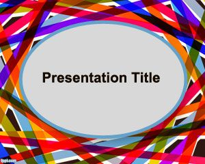Template Transversal Lines PowerPoint