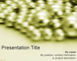 Chaos PowerPoint Template