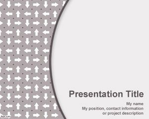 Navigation PowerPoint Template