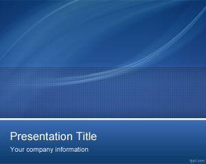 Professional IT PowerPoint Template
