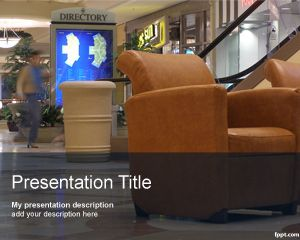 Lobby PowerPoint Template
