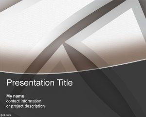 Outcome PowerPoint Template