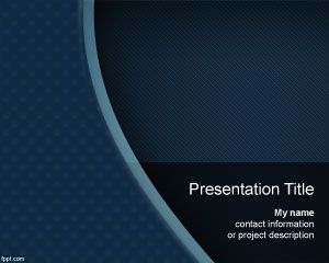 Legacy PowerPoint Template